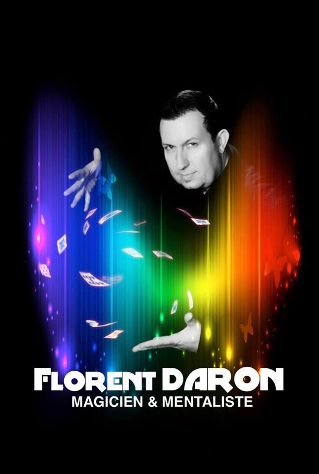Florent Daron créateur de sourires