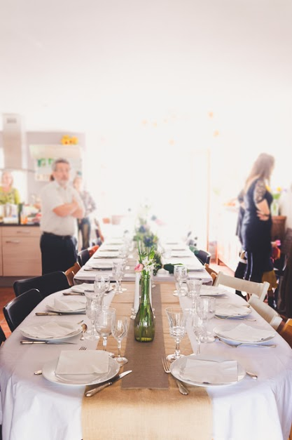 Décoration tables mariage civil