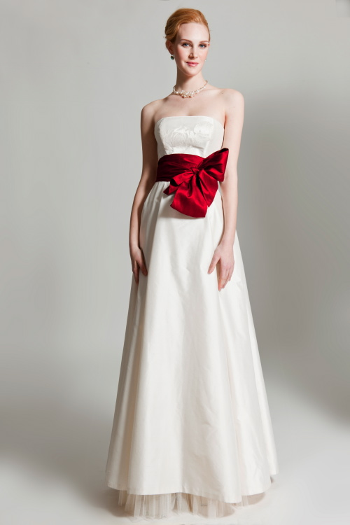 robe de mariée Paule Vasseur Leeloo