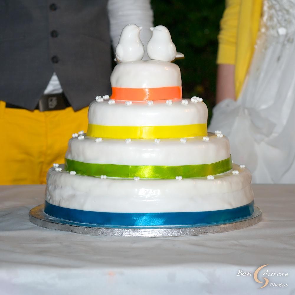 Cake Citron Simple