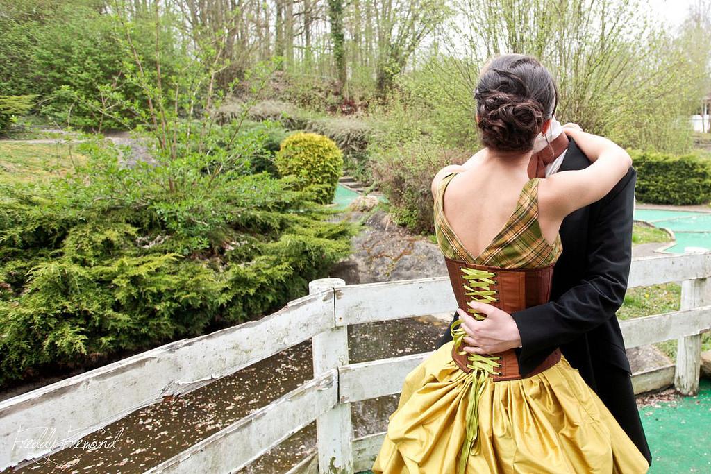 L'épopée de la robe de mariée. Episode 2.