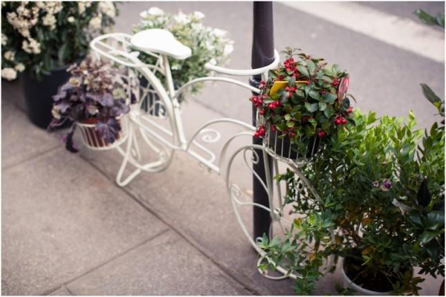 Vélo mariage Light & Stories