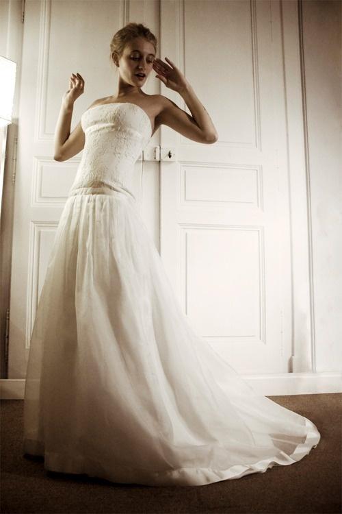 Robe de mariée Stephanie Wolff