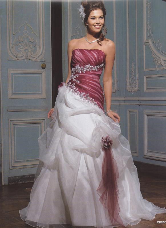 """Robe de mariée """"rideau baroque"""" 1"""