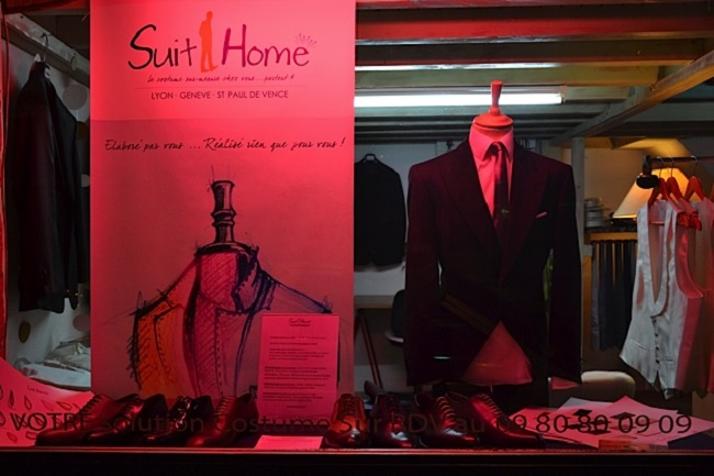 SUIT HOME