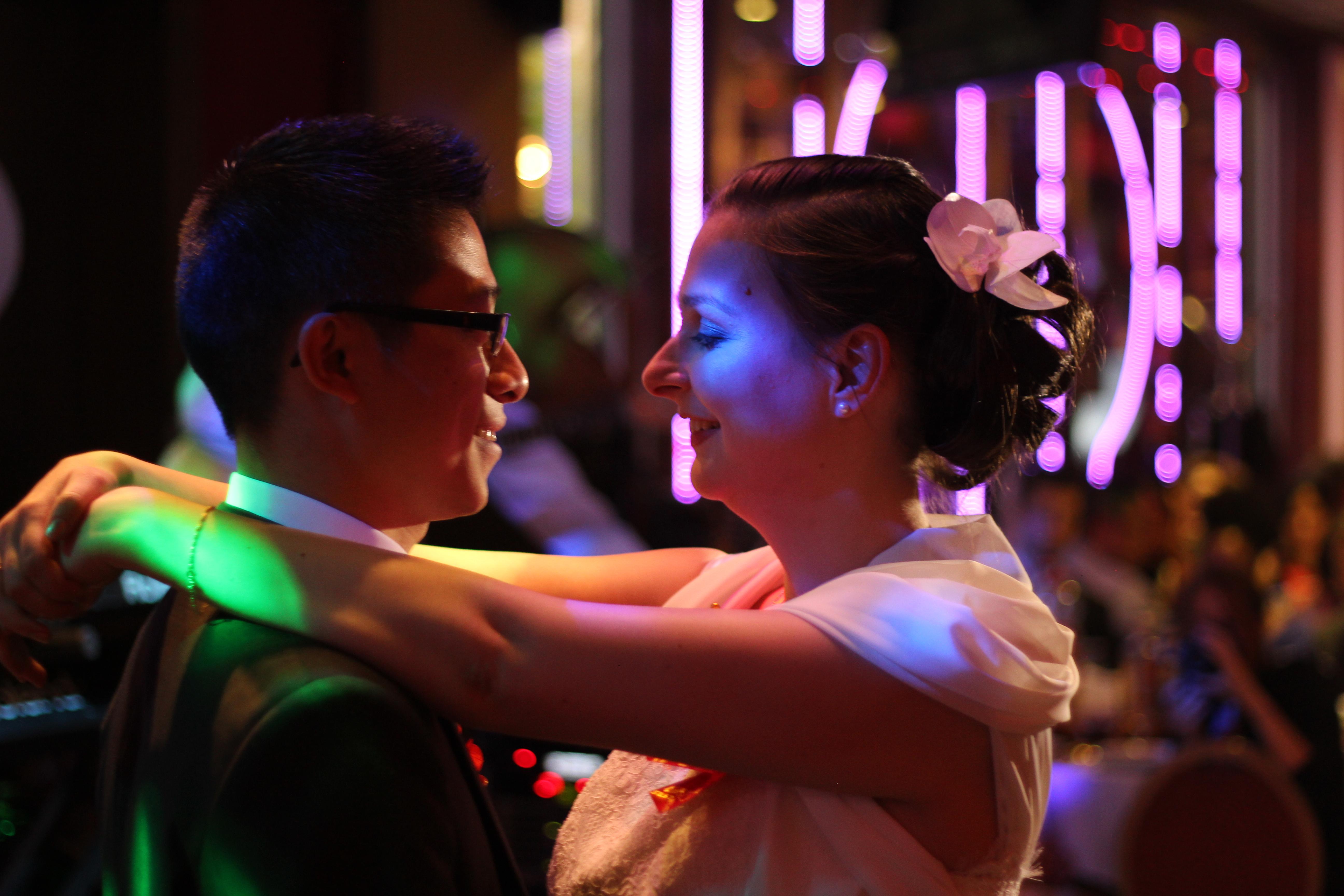 Mon mariage mixte en deux temps : le banquet chinois