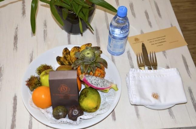 Attentions jeunes mariés hôtel voyage de noce aux Seychelles