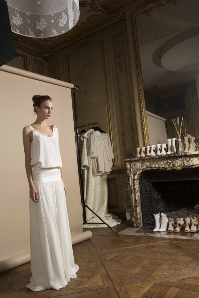 Robe de mariée Delphine Manivet 1