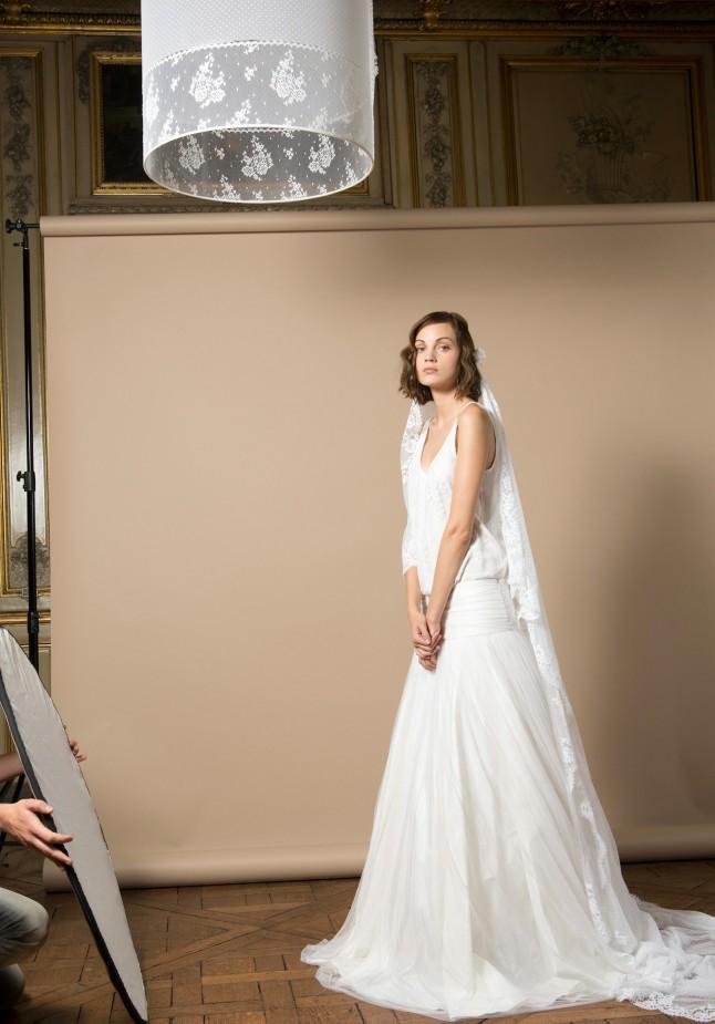 Robe de mariée Delphine Manivet 2