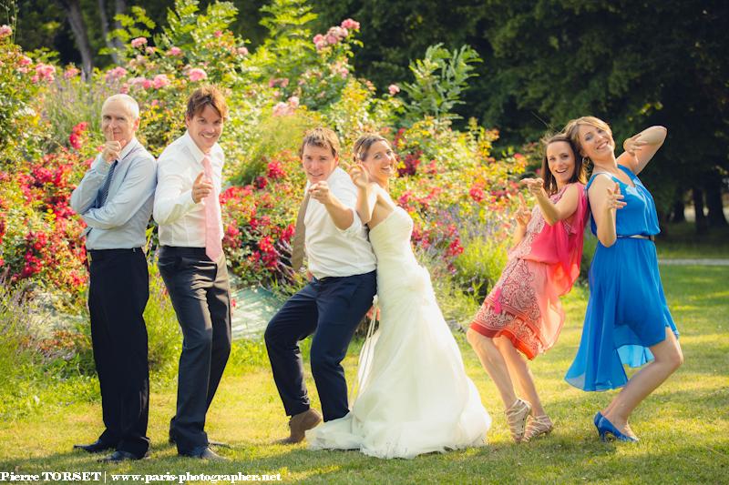 Le mariage marathon de Céline, 150 kilomètres entre deux «oui» !