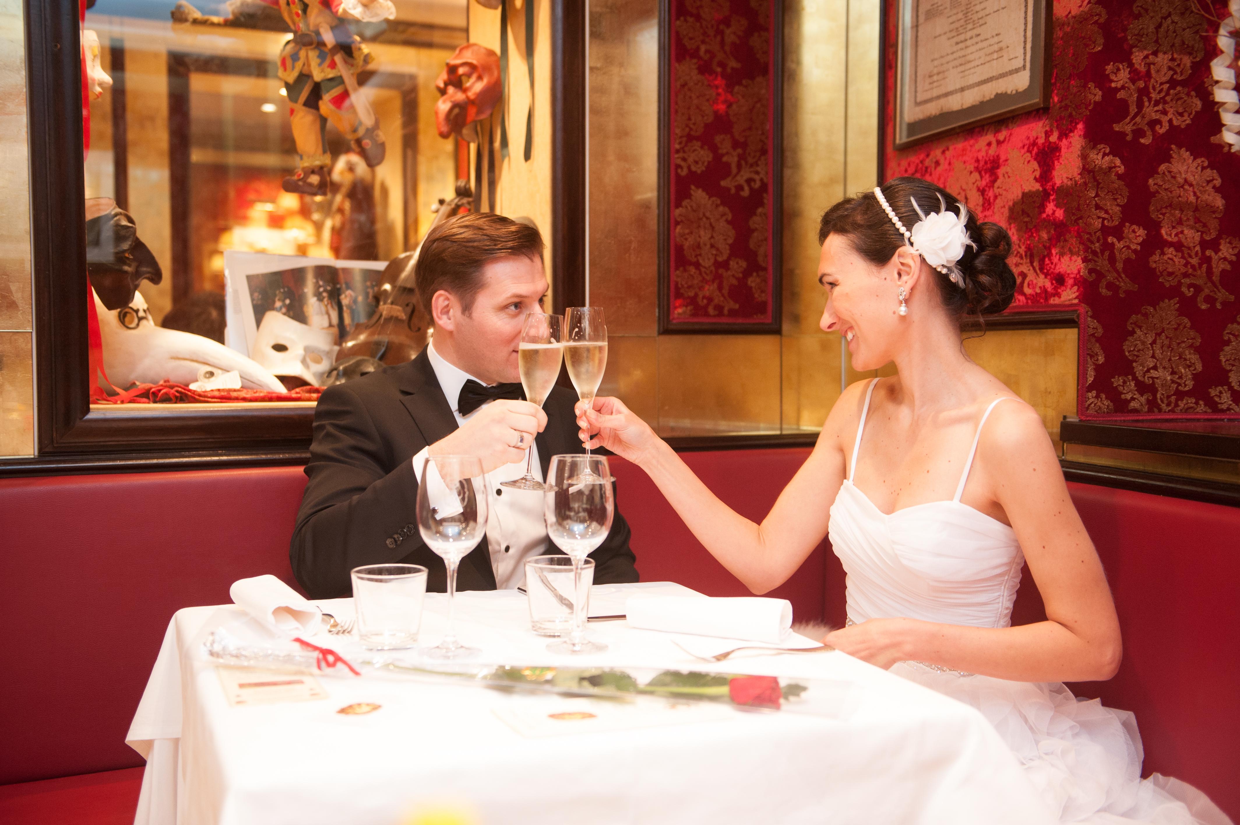 Notre mariage à Venise : une fin de journée inoubliable