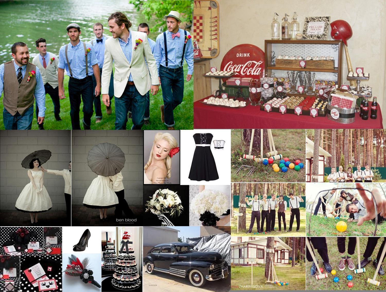 Un thème de mariage ? C'est soooo 2012 ! Mais c'est si chouette !