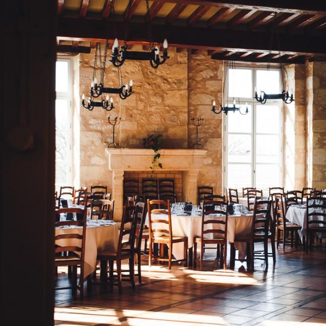 salle réception mariage château gersois 2