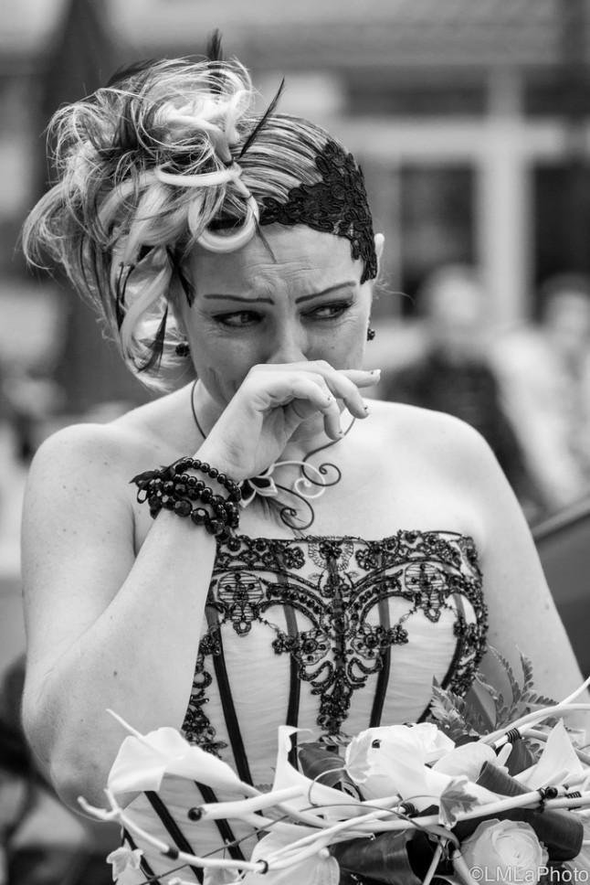 Emotions mariée LMLa Photos