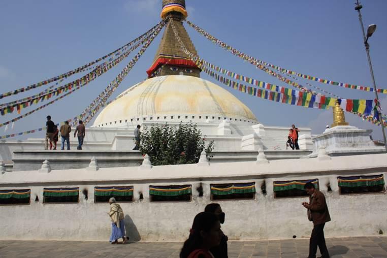 voyage de noce Himalaya temple