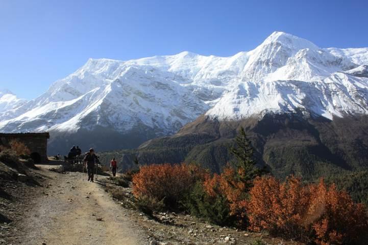 voyage de noce au Népal Himalaya