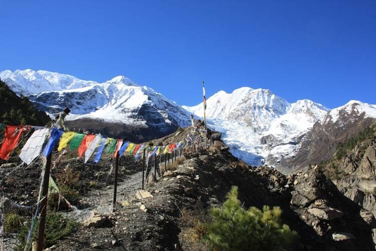 voyage de noce au Népal paysage 2
