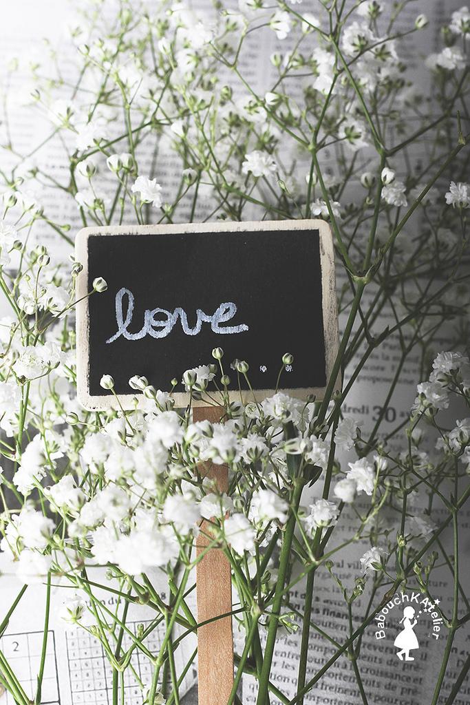 L'amour est comme un jardin…