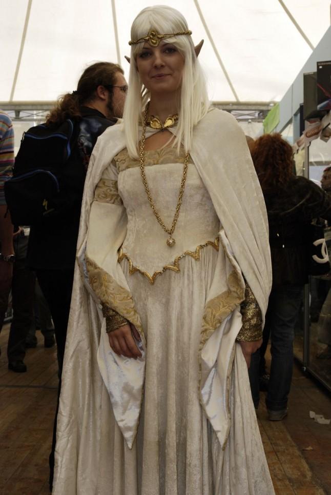 Robe Galadriel