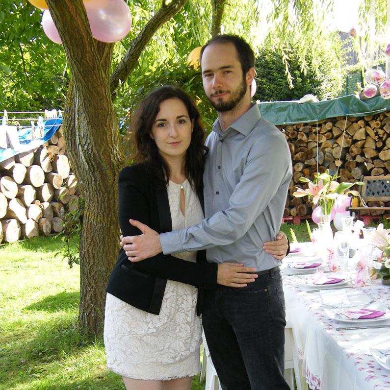 Bienvenue à Mademoiselle Choubi, future mariée de septembre 2014 !