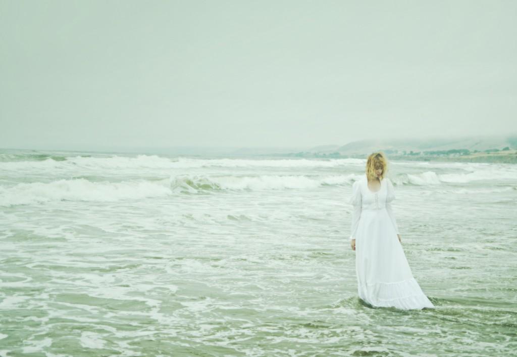 mariée océan Pacifique