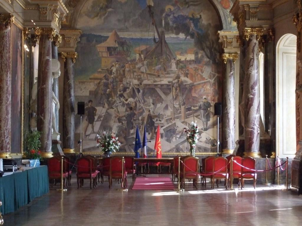 Salle des Illustres mariage Toulouse