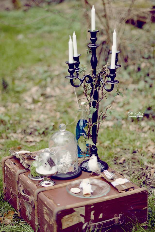 Elo Dismoioui wedding planner & designer