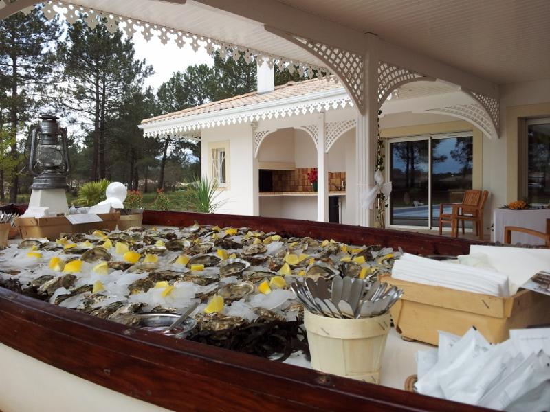 La barque à huîtres