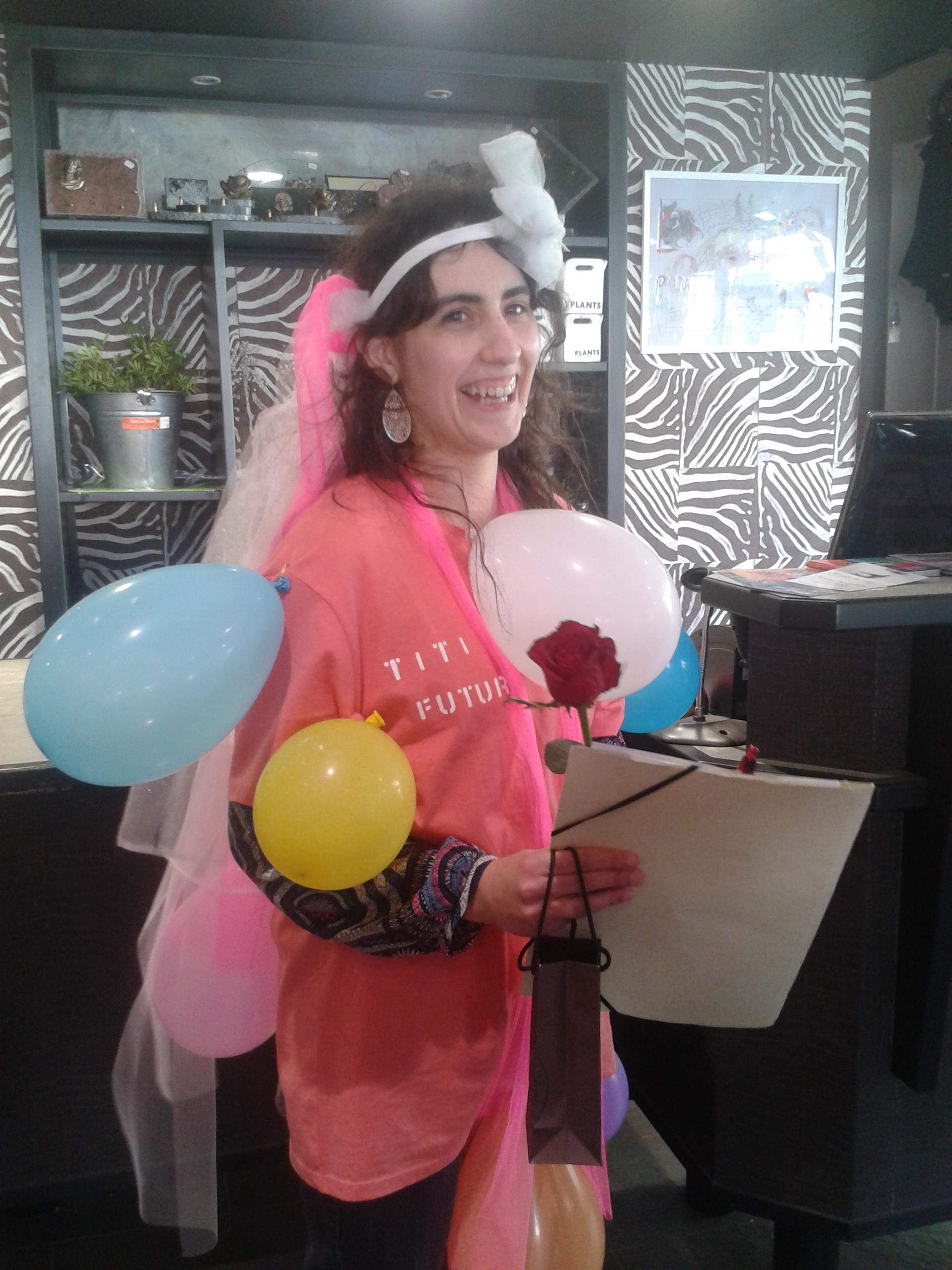 Mon EVJF : un Événement Vraiment Joyeux et Formidable ! – partie 3 (et fin)