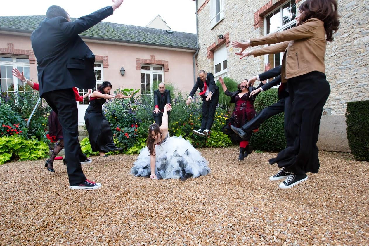 Mon mariage geek automnal – la cérémonie à la mairie