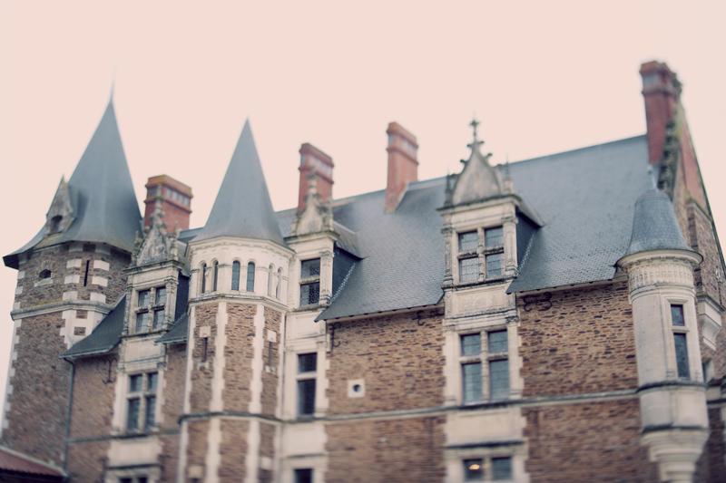 mariage au château de Saint-Sauveur-de-Landemont