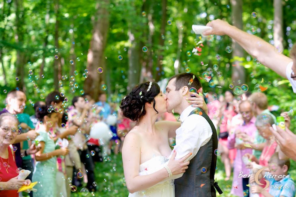 Les astuces de mon mariage arc-en-ciel : notre cérémonie laïque