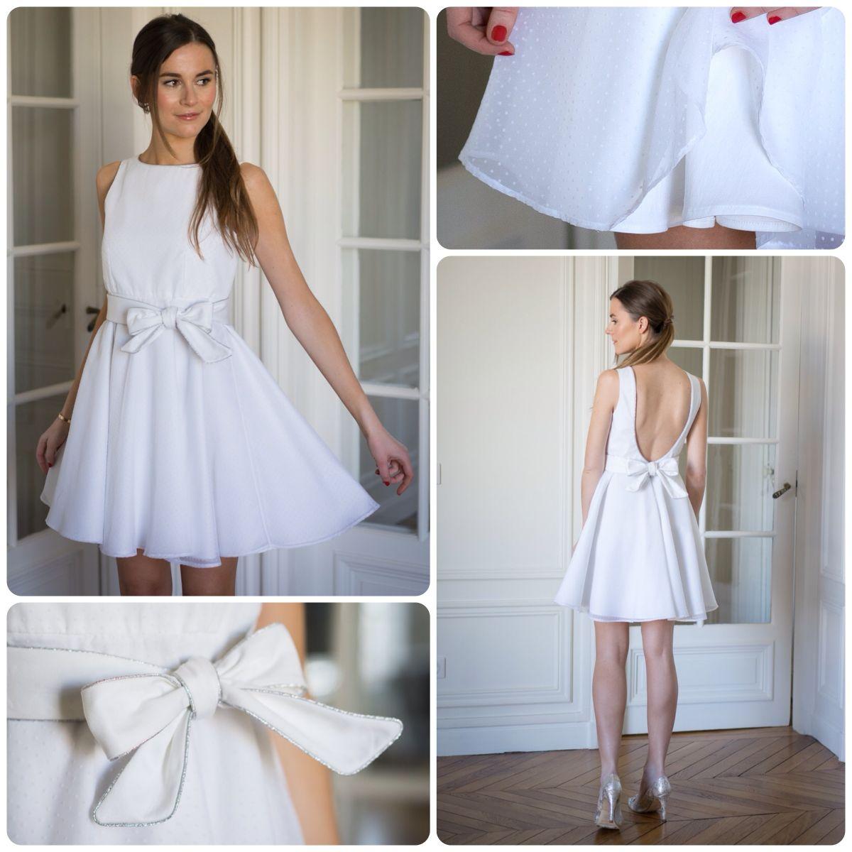 Coup de cœur : de jolies robes courtes, pour toi et tes témoins !