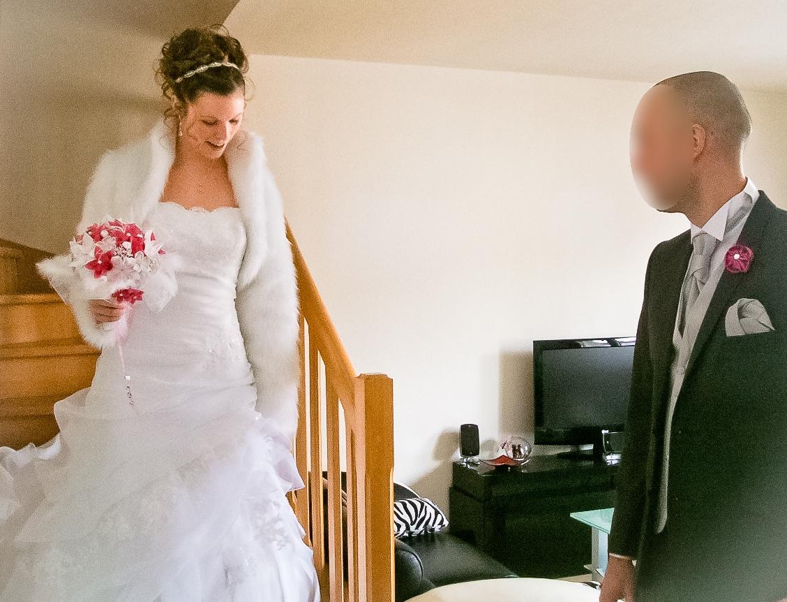 Mon mariage enneigé : la découverte et la mairie