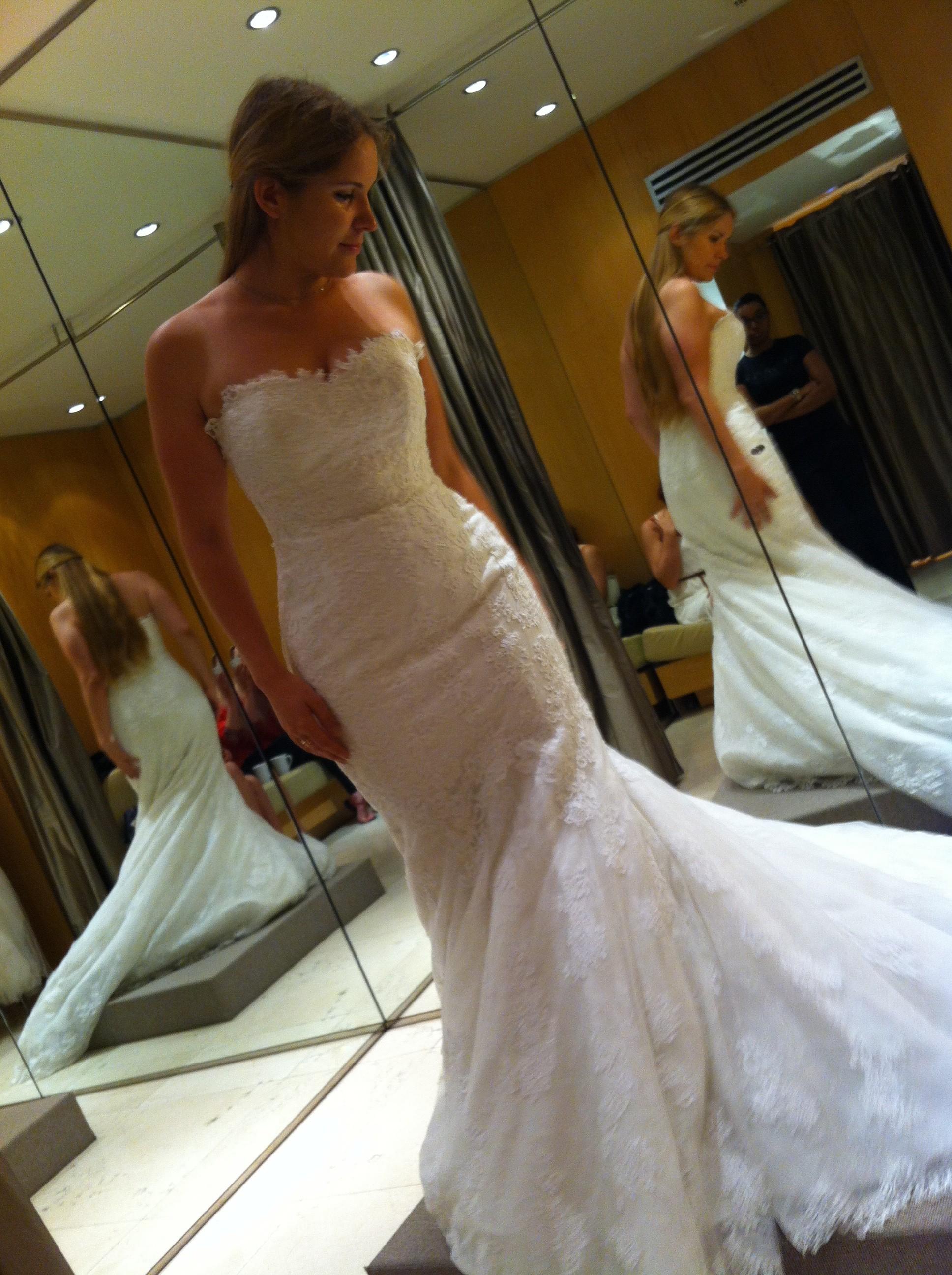 À la recherche de MA robe de mariée – Partie 2