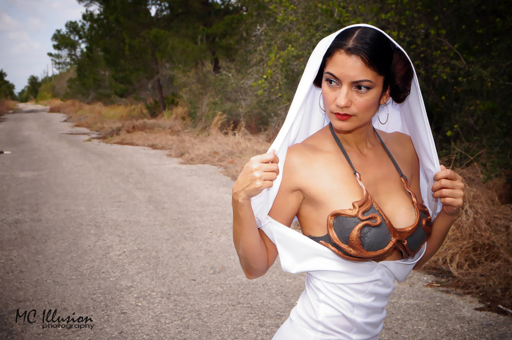 princess leia sexy dentelle