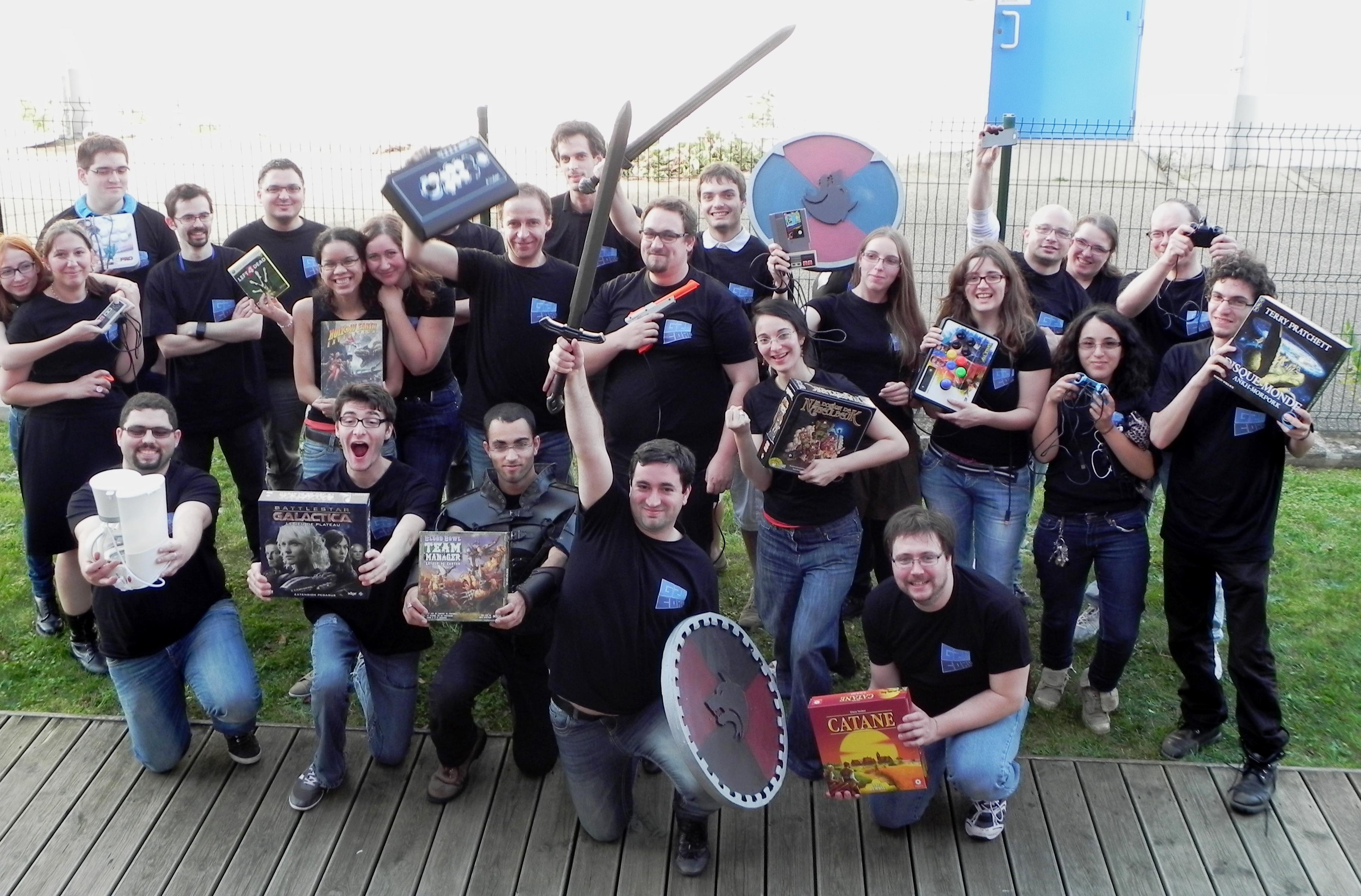 Geekvengers Assemble!