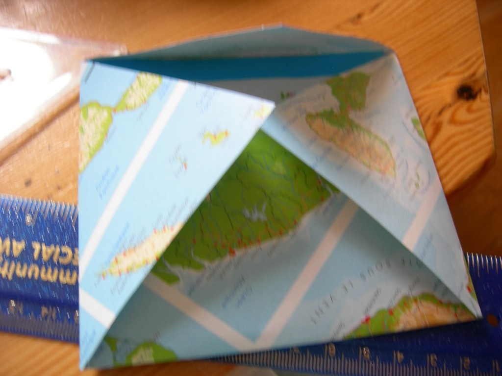 Nos enveloppes faites à la main