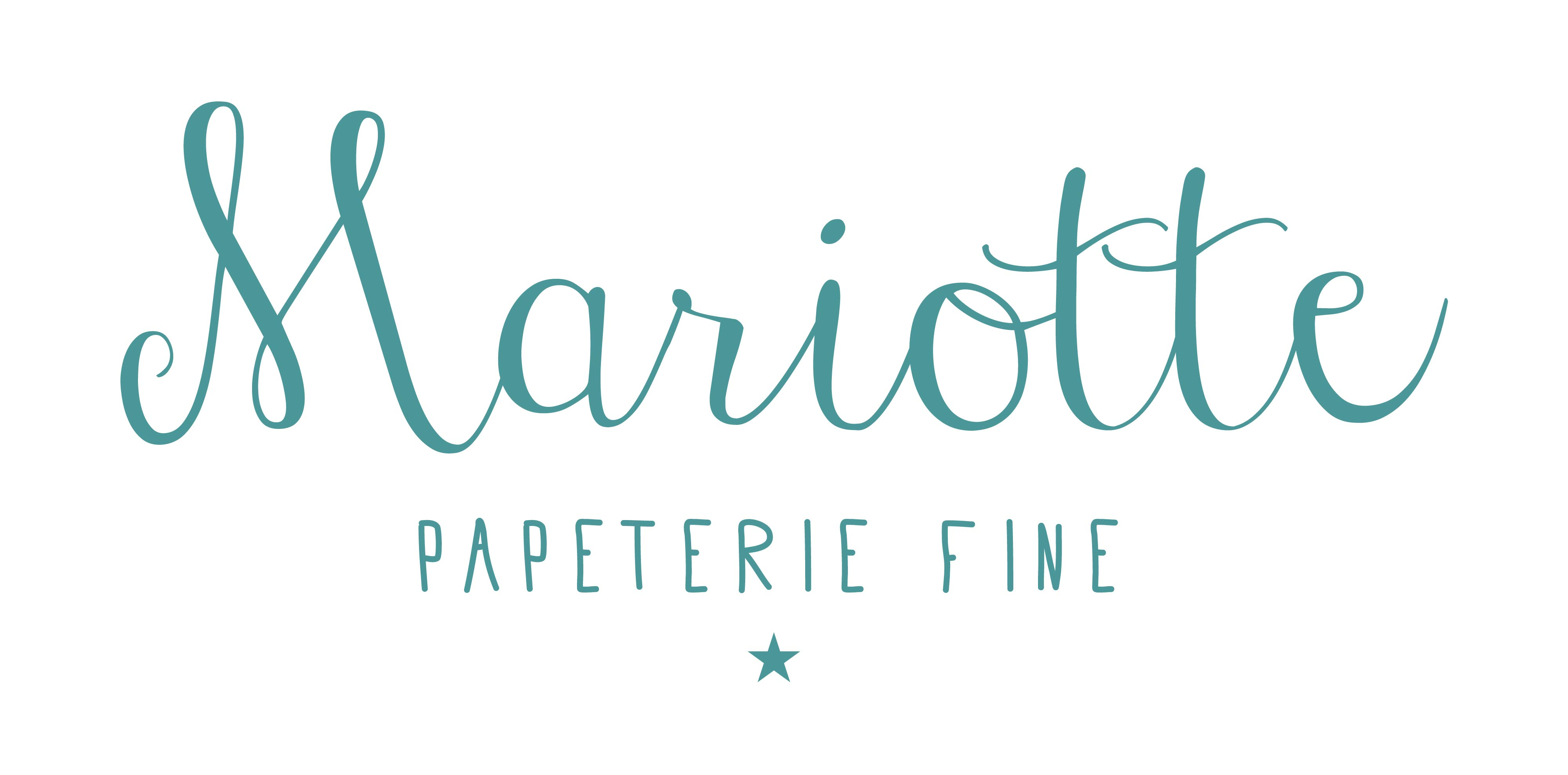 Mariotte Papeterie fine