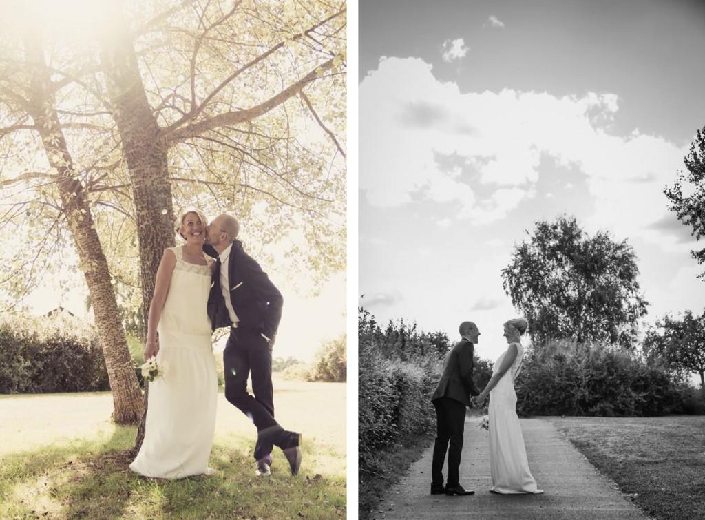 Le mariage civil de Manuella et Jérôme en toute simplicité