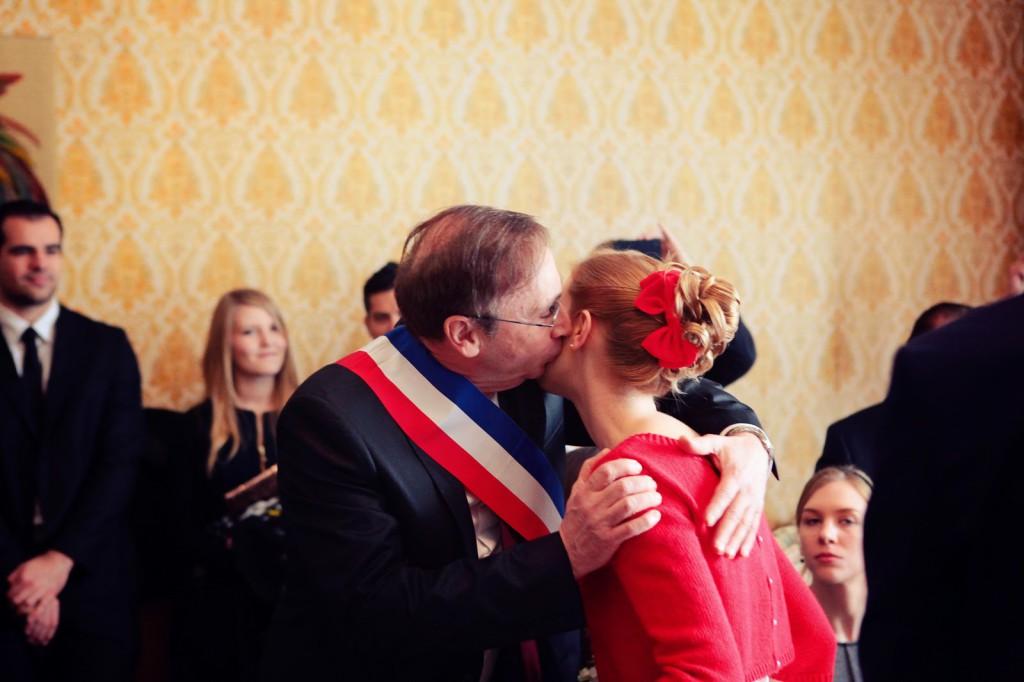 Mariage Civil Clémence + Vincent - 1.03.14
