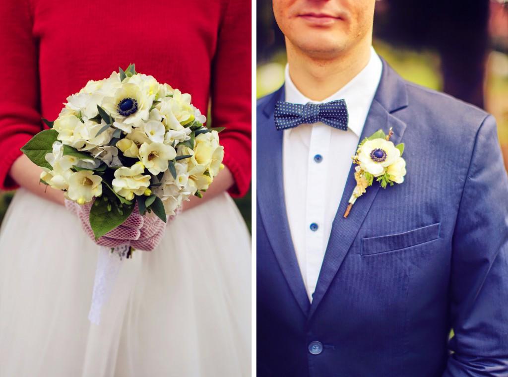 Mariage civil Clémence + Vincent - 01.03.14