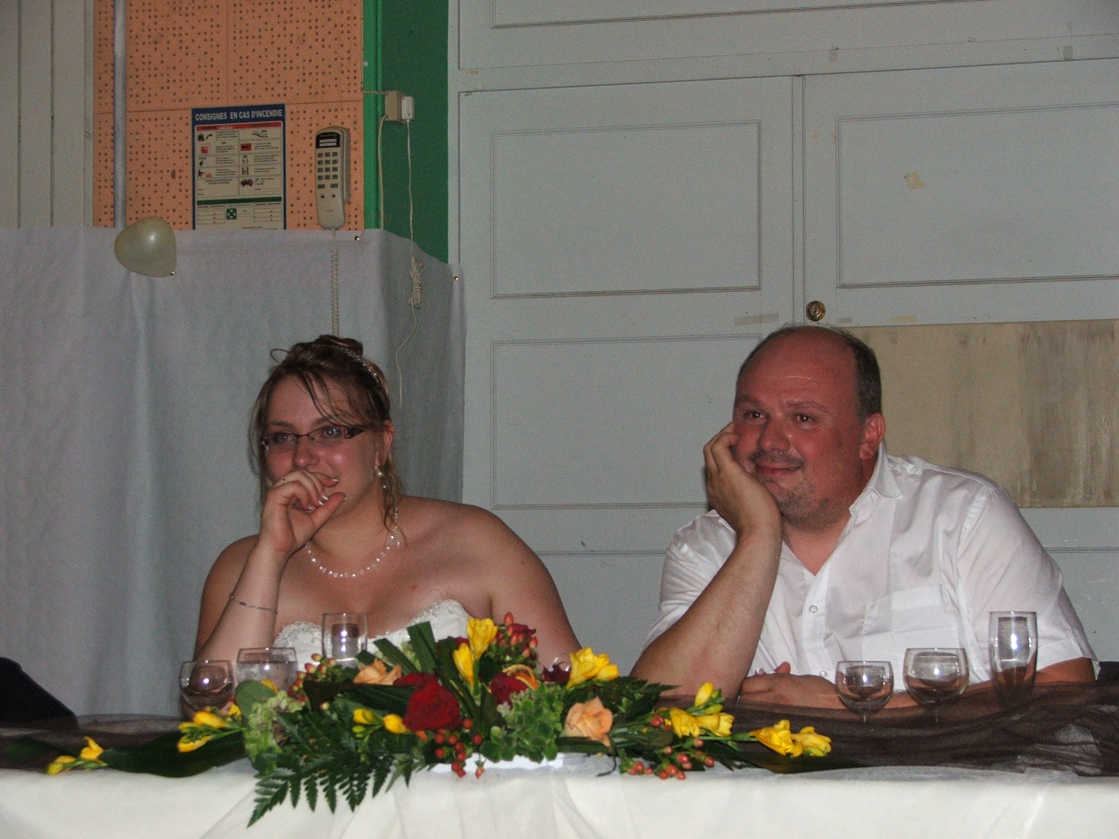 Les animations de notre mariage tout en douceur