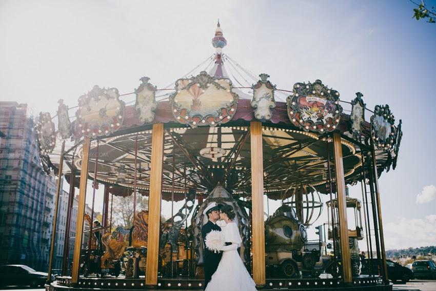 Le joli mariage d'Anne-Sophie en toute simplicité