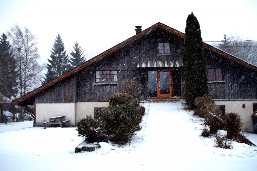 chalet Mme Snow