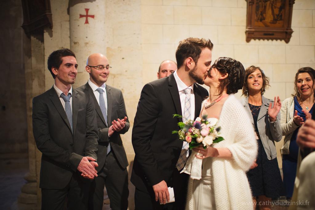 Mon mariage champêtre et botanique : la cérémonie religieuse