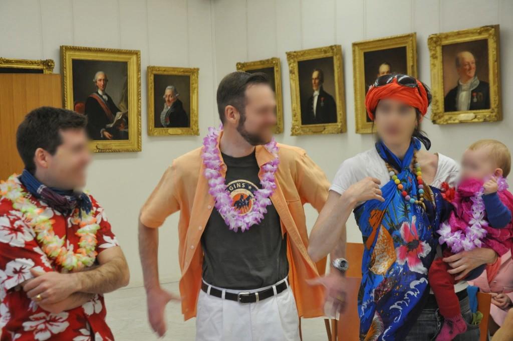 Dress code Hawaï pour notre mariage civil !