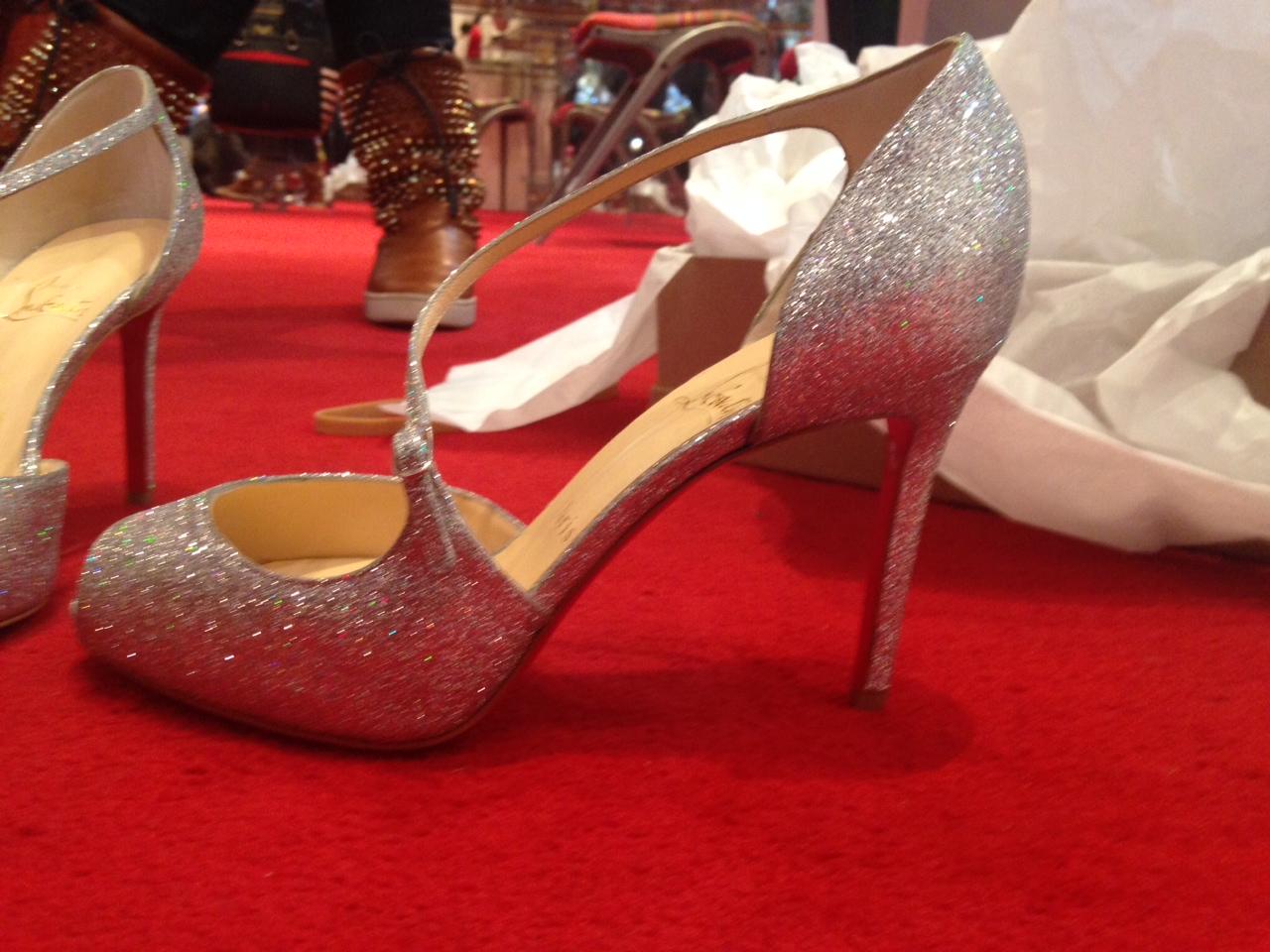 Une histoire de Cendrillon ou la recherche de mes chaussures de mariage – Partie 1