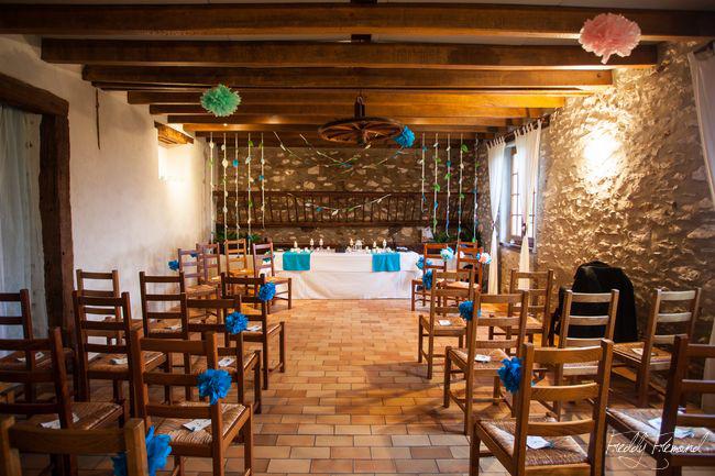 Mon mariage ludique et romantique : la décoration de la salle pour la cérémonie laïque – Partie 1