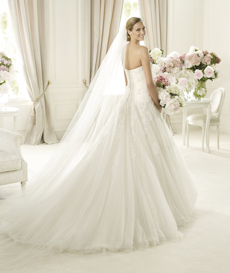 Pronovias ou les robes de mes rêves